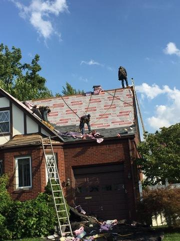 Roof Replacement In Saddle Brook Nj Seci Construction Inc