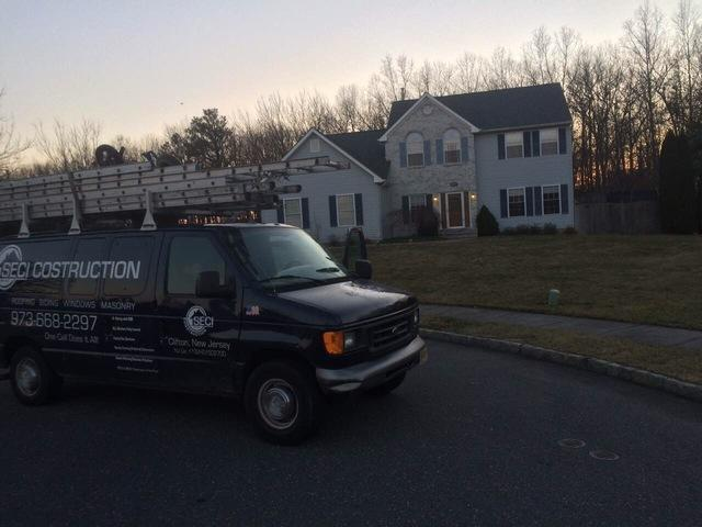Roof Replacement In Toms River Nj Seci Construction Inc